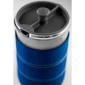 GSI 30 Fluid Ounce Javapress 887ml, blu/trasparente